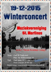 St. Martinus winterconcert 2015 2